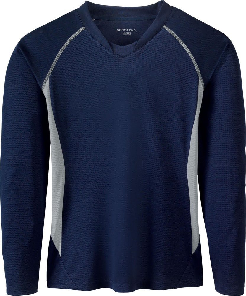 Ash City North End 78079 - Ladies' Athletic Long Sleeve Sport Top
