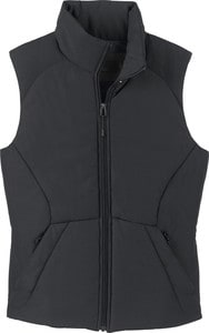 Ash City North End 78081 - Ladies Polyester Ripstop Insulated Vest
