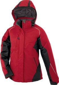 Ash City Vintage 78165 - Avalanche Ladies Color-Block Insulated Jacket