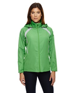 Ash City North End 78168 - Sirius Ladies Lightweight Jacket With Embossed Print