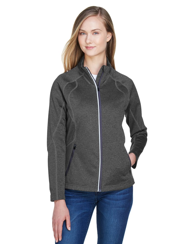 Ash City North End 78174 - Gravity Ladies' Performance Fleece Jacket