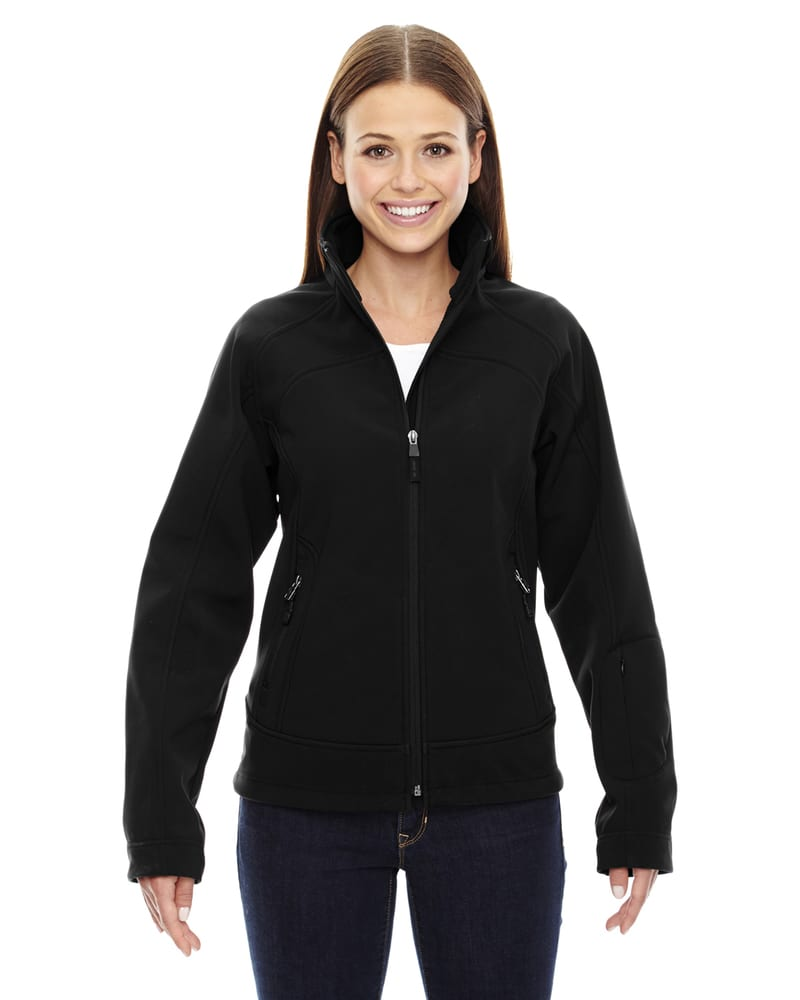 Ash City North End 78604 - Ladies' 3-Layer Soft Shell Jacket