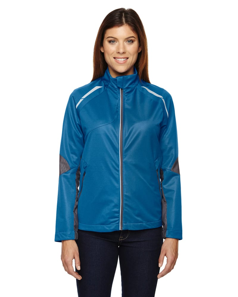 Ash City North End 78654 - Dynamo Ladies' Hybrid Performance Soft Shell Jacket