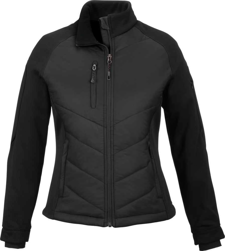 Ash City North End 78662 - Epic Ladies' Insulated Hybrid Bonded Fleece Jacket