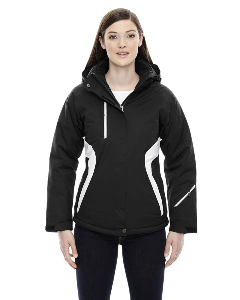 Ash City North End 78664 - Apex Ladies' Insulated Seam-Sealed Jacket