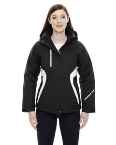 Ash City North End 78664 - ApexLadies Insulated Seam-Sealed Jacket