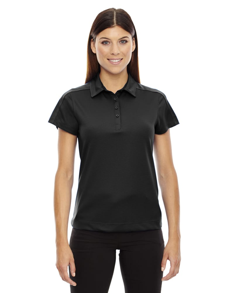 Ash City North End 78676 - SYMMETRY LADIES UTK cool.logikTM COFFEE PERFORMANCE POLO