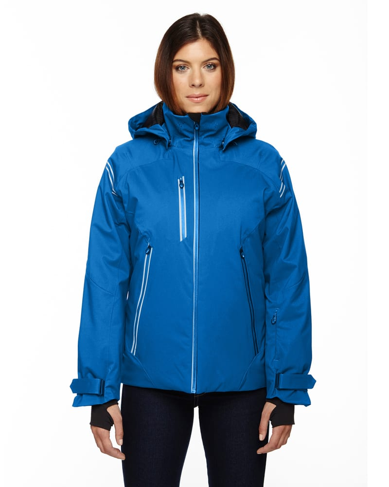 Ash City North End 78680 - Ventilate Ladies' Seam-Sealed Insulated Jacket