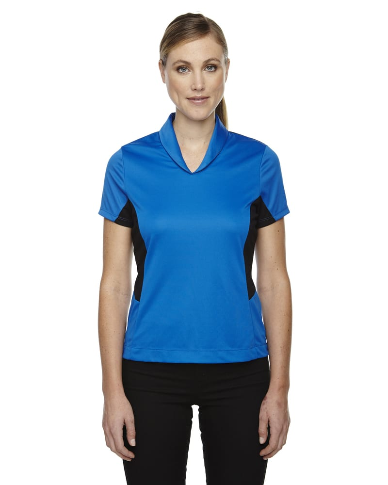 Ash City North End 78683 - ROTATE LADIES' UTK cool.logik™ AND QUICK DRY PERFORMANCE POLO