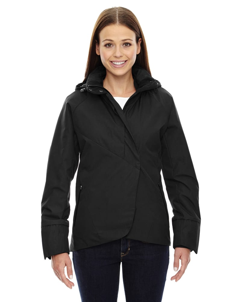 Ash City North End 78685 - Skyline Ladies' City Twill Insulated Jackets With Heat Reflect Technology