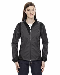 Ash City North End 78686 - Commute Ladies 3-Layer Light Bonded Two-Tone Soft Shell Jackets With Heat Reflect Technology