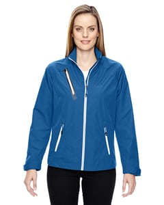 Ash City North End 78694 - Frequency  Ladies Lightweight Melange Jacket