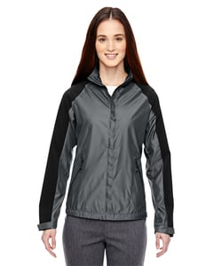Ash City North End 78695 - Borough Ladies Lightweight Jacket With Laser Perforation