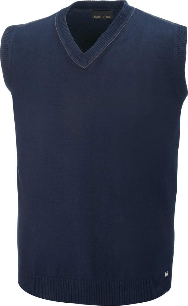 Ash City North End 81011 - Kenton Men's Soft Touch Vest