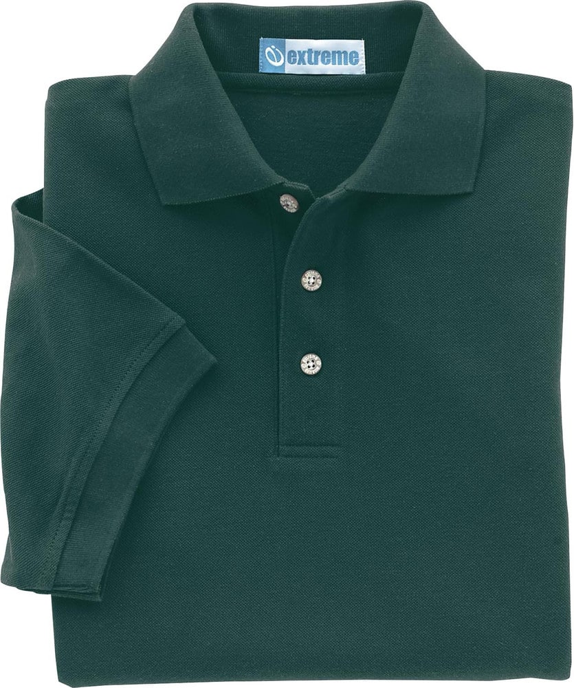 Ash City Extreme 85015 - Men's Extreme Cotton Blend Pique Polos