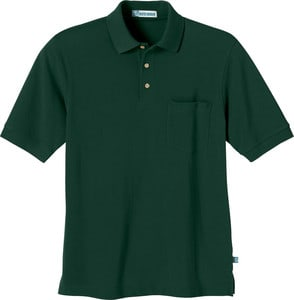 Ash City Extreme 85074 - Mens One-Pocket Short Sleeve Extreme Pique Polo With Teflon®