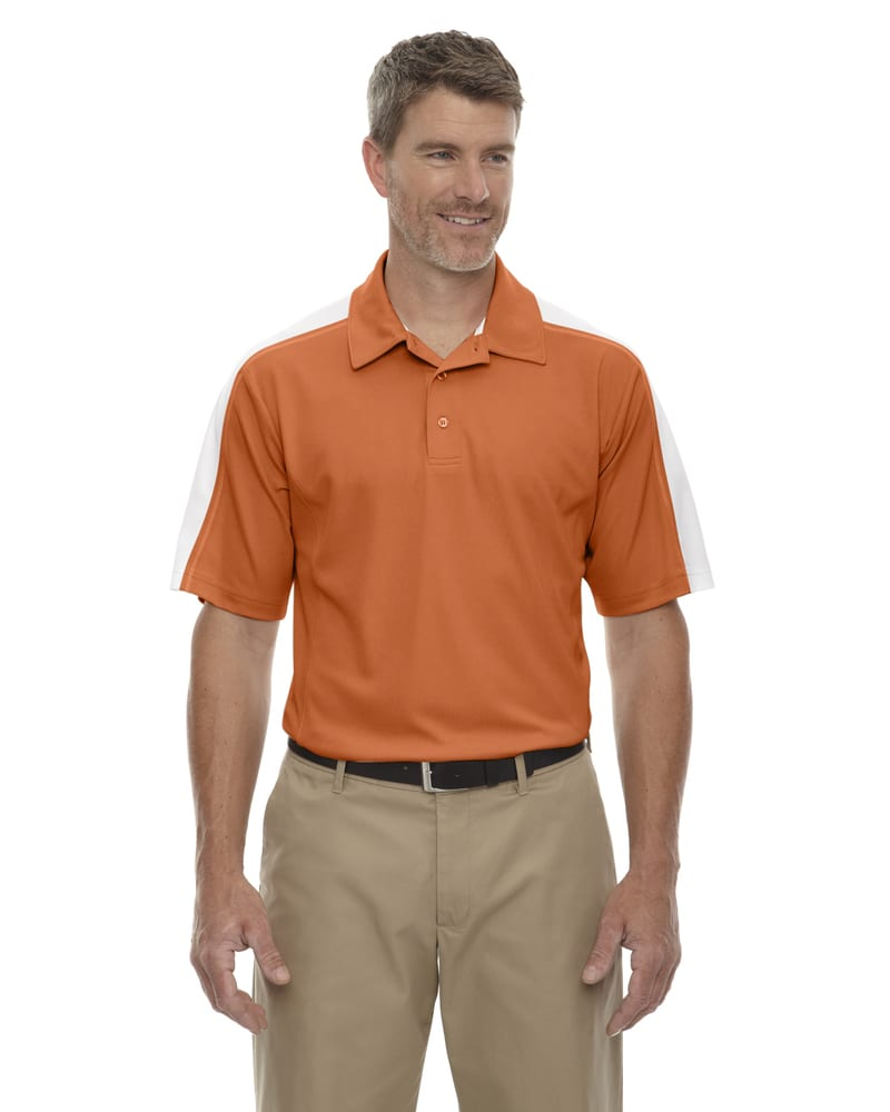 Ash City Extreme 85089 - Men's Eperformance™ Pique Color-Block Polo