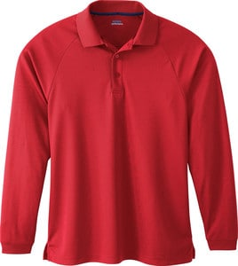 Ash City Extreme 85099 - Mens Long Sleeve Eperformance™ Pique Polo