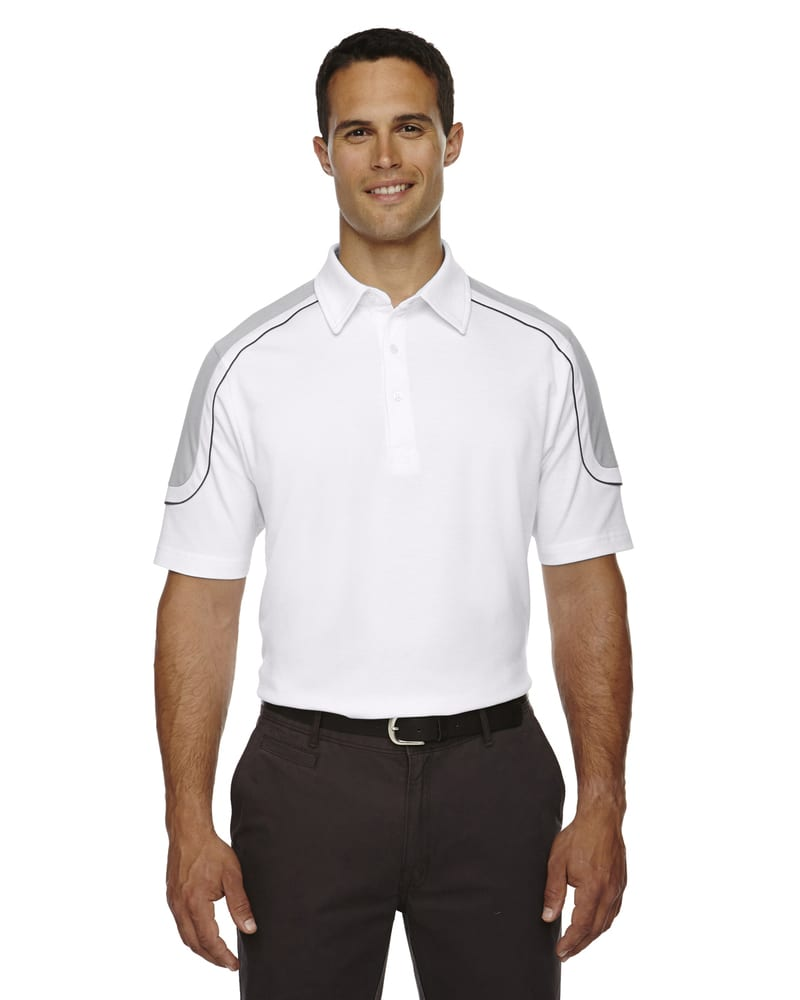Ash City Extreme 85103 - Men's Edry™ Color-Block Polo