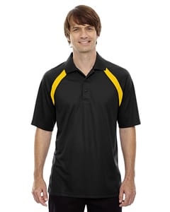 Ash City Extreme 85104 - Mens Eperformance™ Color-Block Pique Polo