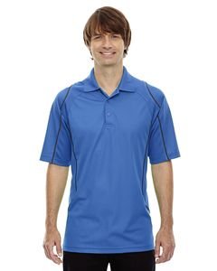 Ash City Extreme 85107 - Velocity Men's Snag Protection Color-Block Polo With Piping