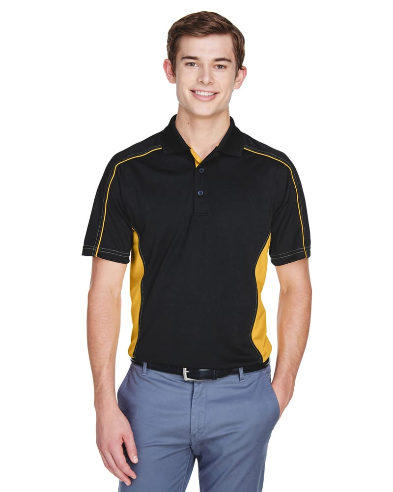 Ash City Extreme 85113 - Fuse Polos Men's Snag Protection Plus Color-Block Polos