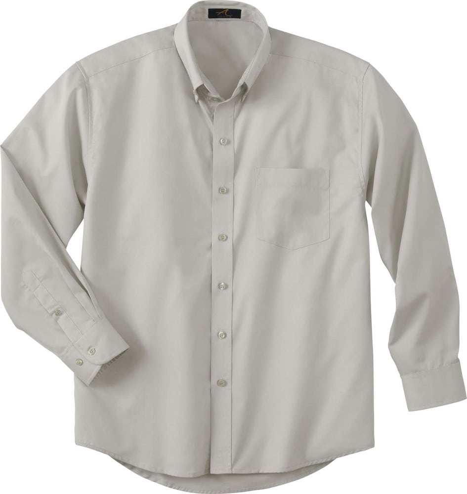 Ash City Vintage 87015 - Men's Long Sleeve Twill Shirt