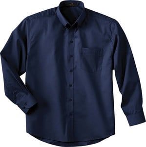 Ash City Vintage 87024 - Mens Long Sleeve Shirt With Teflon®