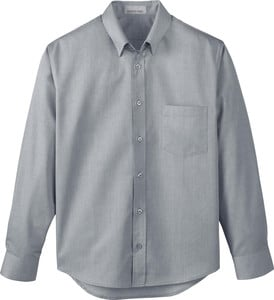 Ash City North End 87036 - Mens Yarn-Dyed Wrinkle Resistant Dobby Shirt