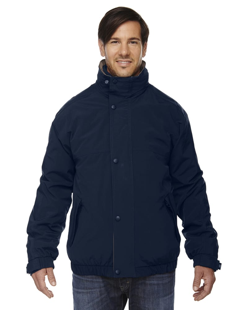 Ash City North End 88009 - Men's 3-In-1 Bomber Jacket