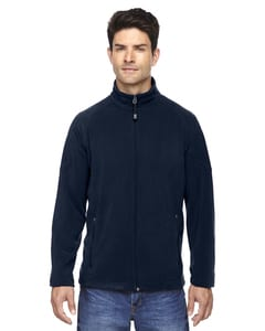 North End 88095 - Veste non doublée Microfleece