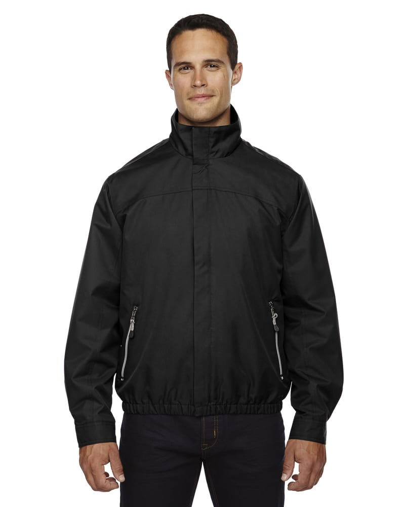 Ash City North End 88103 - Men's Micro Twill Bomber Jacket