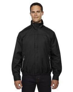 Ash City North End 88103 - Mens Micro Twill Bomber Jacket