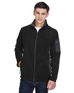 Ash City North End 88123 - Mens Full-Zip Microfleece Jacket
