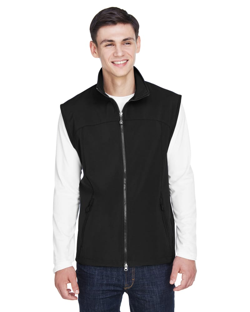 Ash City North End 88127 - Men's Soft Shell Performance Vest