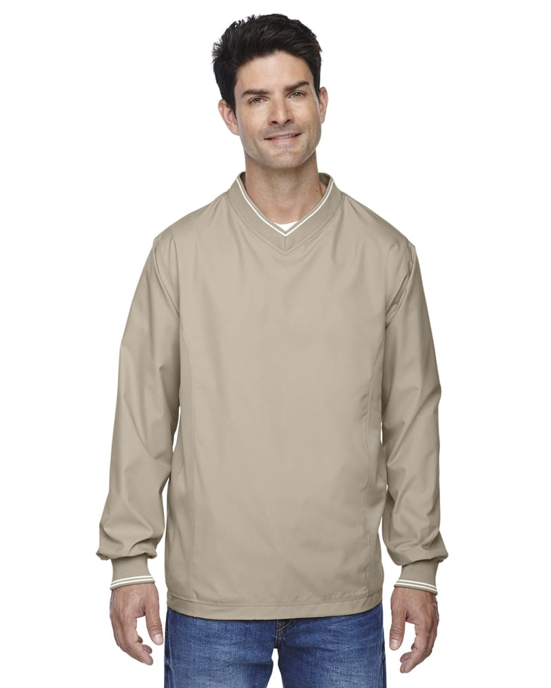 Ash City Vintage 88132 - Men's V-Neck Windshirt