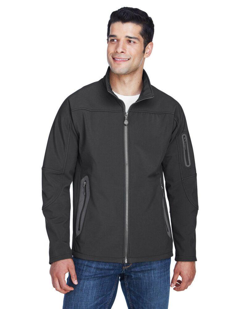 Ash City North End 88138 - Men's Soft Shell Technical Jacket