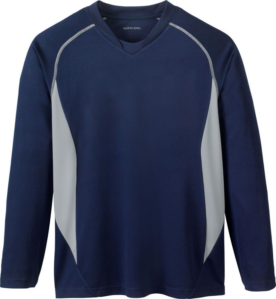 Ash City North End 88158 - Men's Athletic Long Sleeve Sport Top