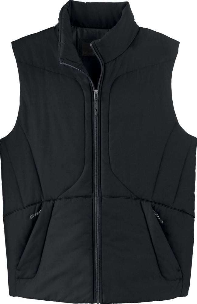 Ash City North End 88160 - Men's Polyester Ripstop Insulated Vest