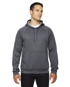 Ash City North End 88164 - Pivot Adult Performance Fleece Hoodie