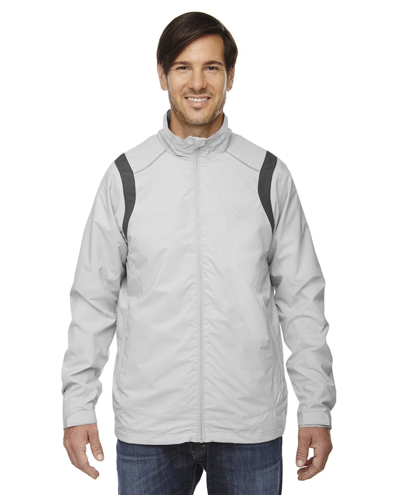 Ash City North End 88167 - Venture Men's Lightweight Mini Ottoman Jacket