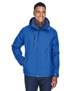 Ash City North End 88178 - Caprice Mens 3-In-1 Jacket With Soft Shell Liner