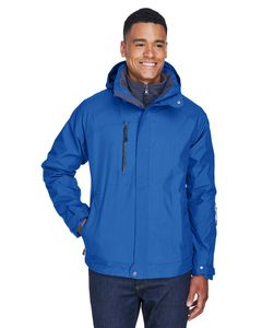 Ash City North End 88178 - CapriceMens 3-In-1 Jacket With Soft Shell Liner