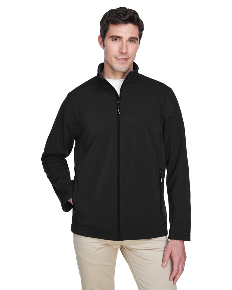 Ash City Core 365 88184 - Cruise Tm Men's 2-Layer Fleece Bonded Soft Shell Jacket
