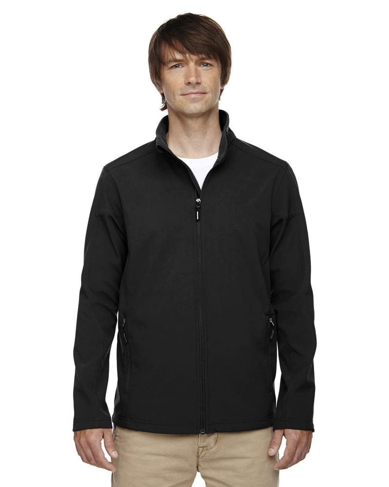 Core 365 88184T - Veste Cruise Tm Tall 2-Layer Fleece Bonded Soft Shell (Veste Softshell 2 couches)