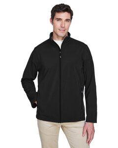 Ash City Core 365 88184T - Cruise Tm Mens Tall 2-Layer Fleece Bonded Soft Shell Jacket