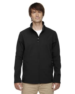 Ash City Core 365 88184T - Cruise Tm Mens Tall 2-Layer Fleece Bonded Soft Shell Jacket