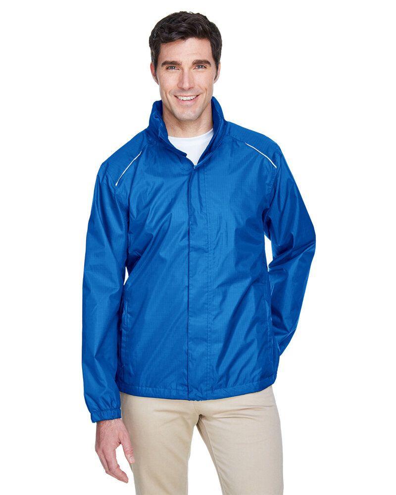 Core 365 88185 - Veste Climate Tm Seam-Sealed Lightweight Variegated Ripstop Jacket (Veste Ripstop légère à coutures étanches)