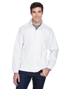 Ash City Core 365 88185 - Climate Tm Mens Seam-Sealed Lightweight Variegated Ripstop Jacket