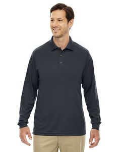 Ash City Core 365 88192T - Pinnacle Core 365™ Mens Performance Long Sleeve Pique Polos